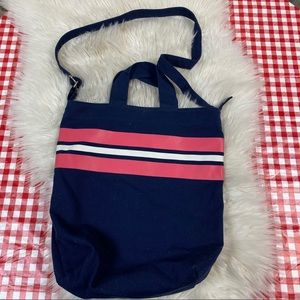 BAGGU Canvas Bag Shoulder Carry All